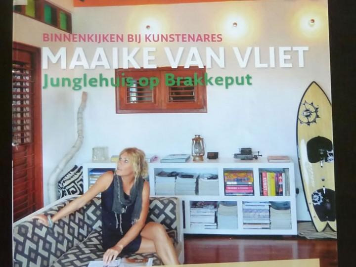 Resida Woonmagazine di Korsou: Junglehuis op Brakkeput